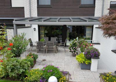 Terrassenüberdachungen aus Aluminium